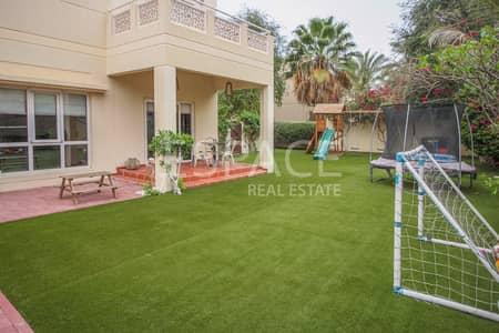 فیلا 4 غرفة نوم للبيع في السهول، دبي - Renovated 3BR |Huge Plot |VOT |Exclusive