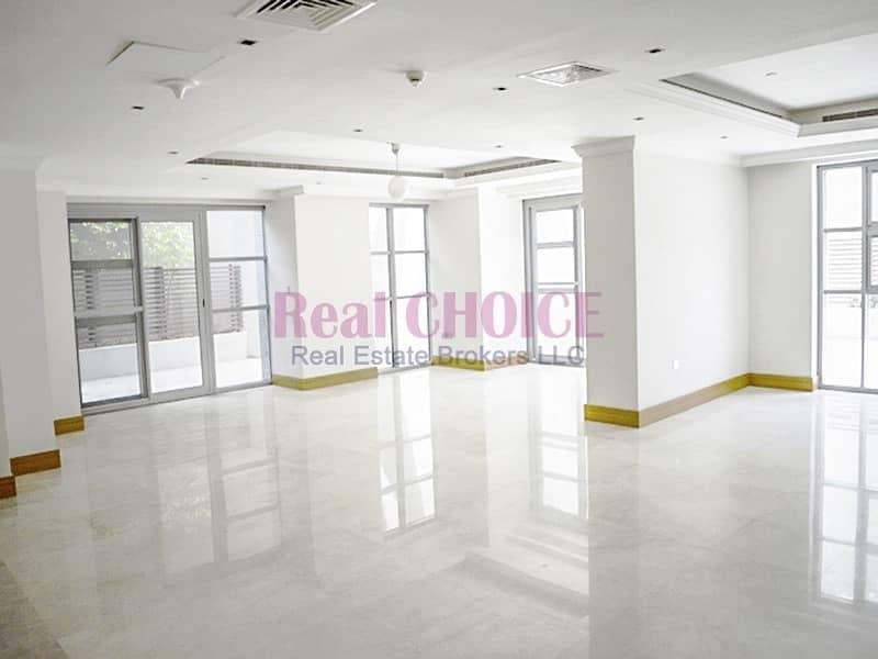 Rented Property|Huge 4BR Plus Maids Room|Low Floor