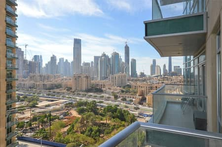 1 Bedroom Apartment for Sale in Downtown Dubai, Dubai - Best Layout 1BR|High Floor|Exclusive|Tenanted