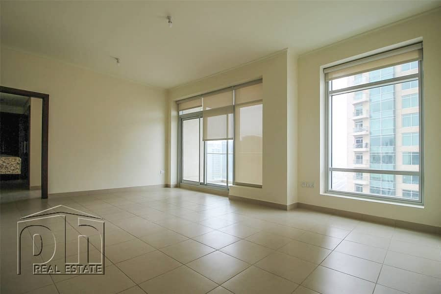 2 Best Layout 1BR|High Floor|Exclusive|Tenanted