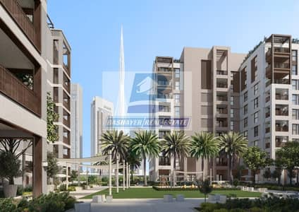 1 Bedroom Flat for Sale in The Lagoons, Dubai - 60/40 Payment Plan at Sunset Creek Beach with 5 Years Service Charge free & 50% DLD Waived