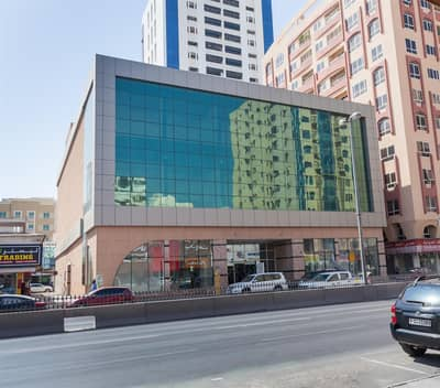 Shop for Rent in Rolla Area, Sharjah - Shops inside Mall for Rent In Rolla
