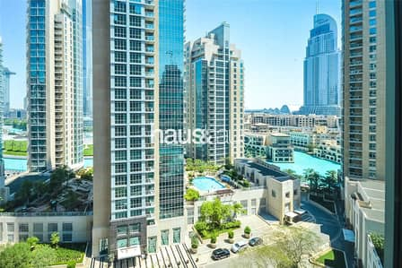 2 Bedroom Apartment for Rent in Downtown Dubai, Dubai - Value Deal | 2Bed with Fantastic Views| Negotiable