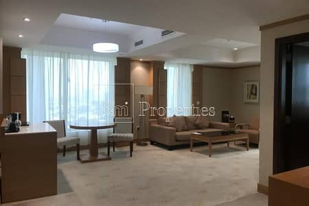 1 Bedroom Flat for Rent in Sheikh Zayed Road, Dubai - Furn. 1BR| All bills paid| Next to metro