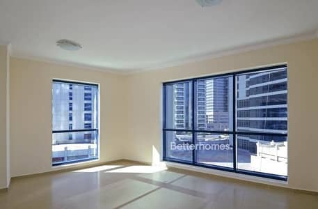 2 Bedroom Flat for Rent in Jumeirah Lake Towers (JLT), Dubai - 2 Bed with Balcony in Jumeirah Bay Tower