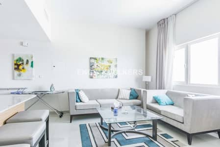 1 Bedroom Flat for Rent in Downtown Jebel Ali, Dubai - Furnished | 1BR | Suburbia | 12 Cheques