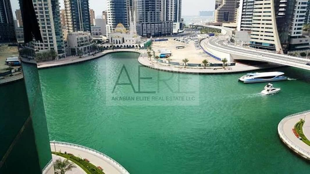 2 *Full Marina View | Kitchen Equipped 3BR