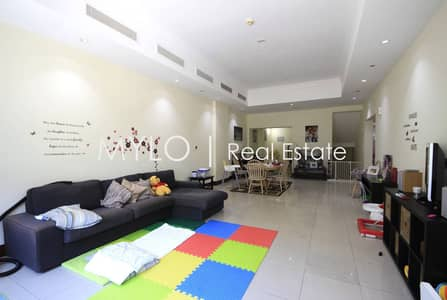 3 Bedroom Townhouse for Rent in Palm Jumeirah, Dubai - Stunning Townhouse in Golden Mile