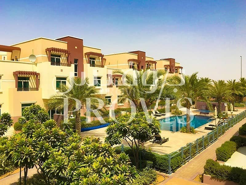 Hot Offer! 2-BR Terrace Apartment in Al Ghadeer
