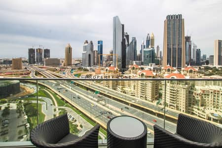2 Bedroom Apartment for Rent in Downtown Dubai, Dubai - Amazing View I 2 BR I The Address Downtown
