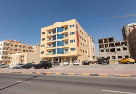 1 Bedroom Flat for Rent in Al Jurf, Ajman - ONE BHK APARTMENT IN AL ALIYA BLDG IN AL JURF