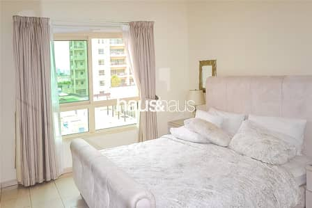 2 Bedroom Flat for Rent in The Greens, Dubai - Available   2bed + Study   1st May   1