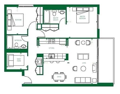 10 304 sq.ft  