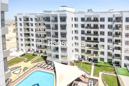 2 Bedroom Flat for Rent in Arjan, Dubai - Upgraded | Top Floor | Pool View | Multiple Cheque