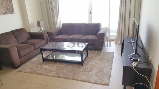فلیٹ 1 غرفة نوم للايجار في الخليج التجاري، دبي - Furnished 1 Beds with Balcony | Community View