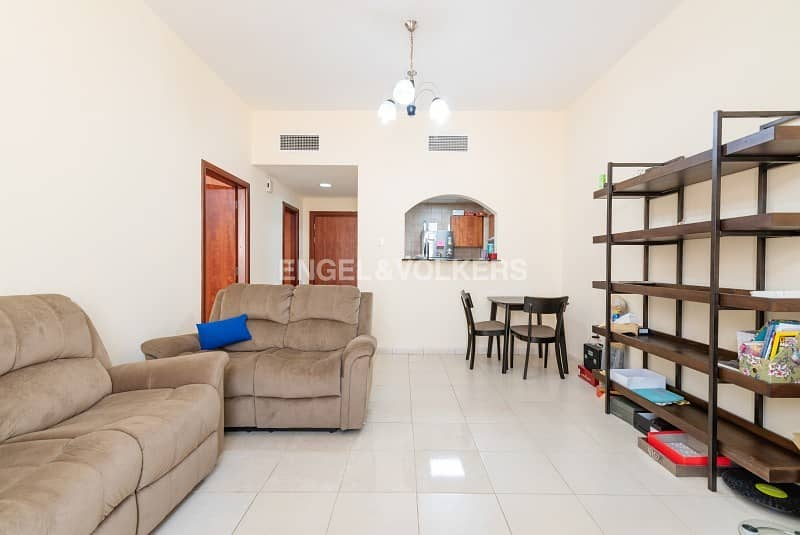 Fully Furnished | Spacious | High Floor