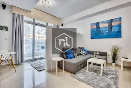 Studio for Sale in Dubai Marina, Dubai - Furnished Studio | Distress price in Marina