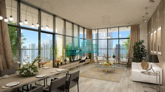 3 Bedroom Flat for Sale in Jumeirah Lake Towers (JLT), Dubai - Huge 3BR 2970 Sq.ft on high floor with lake view