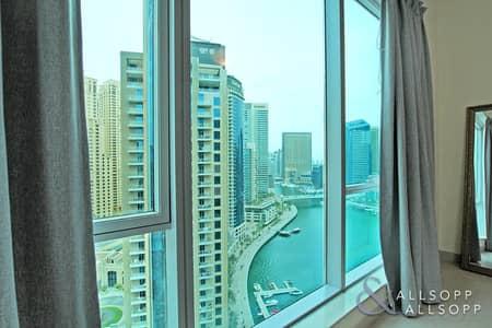 2 Bedroom Apartment for Sale in Dubai Marina, Dubai - 2 Bed | Marina and Sea View | New Listing