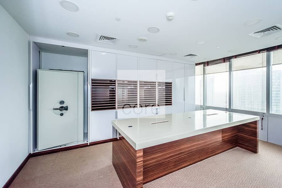 2 Fitted Office | Low Floor | Parking | DMCC