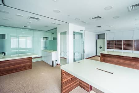 Fitted Office | Low Floor | Parking | DMCC