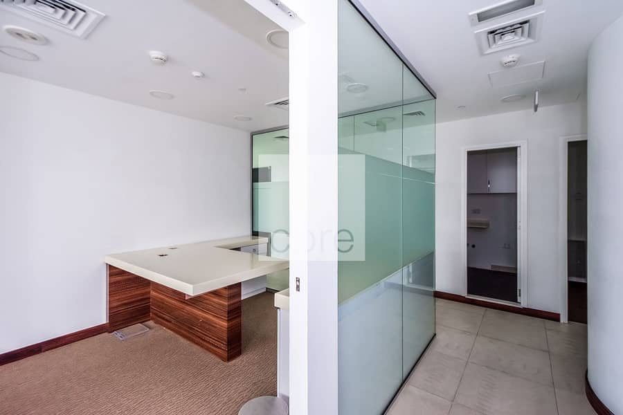 10 Fitted Office | Low Floor | Parking | DMCC