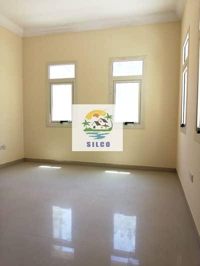 5 Bedroom Villa for Rent in Al Muroor, Abu Dhabi - 5 B/R CENTRAL A/C VILLA WITH MAIDS ROOM