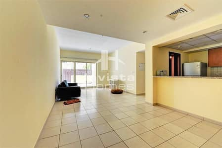 1 Bedroom Flat for Rent in The Greens, Dubai - 1 Bedroom | Ground Floor | Large Terrace