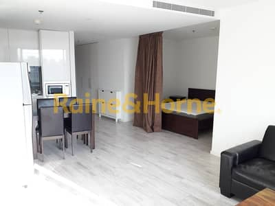 Studio for Rent in Culture Village, Dubai - Cosy Studio Fully Furnished - Stunning View