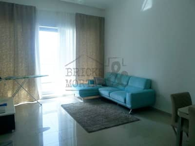 1 Bedroom Apartment for Rent in Dubai Marina, Dubai - 6 cheques High Floor large balcony with sea view