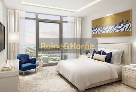 Fully Furnished Studio in The Palm Tower