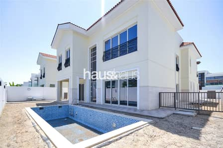 4 Bedroom Villa for Rent in Mohammad Bin Rashid City, Dubai - | Med | Stunning | Park Backing | Quiet Location |