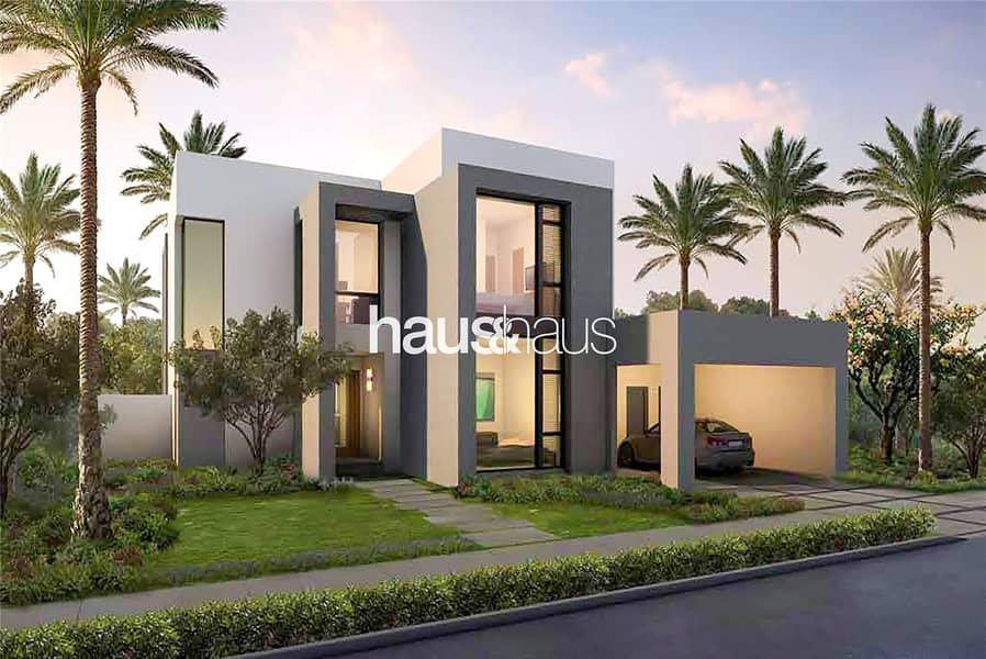 10 Premium 3-5 BR Villas with 3 years Post Handover