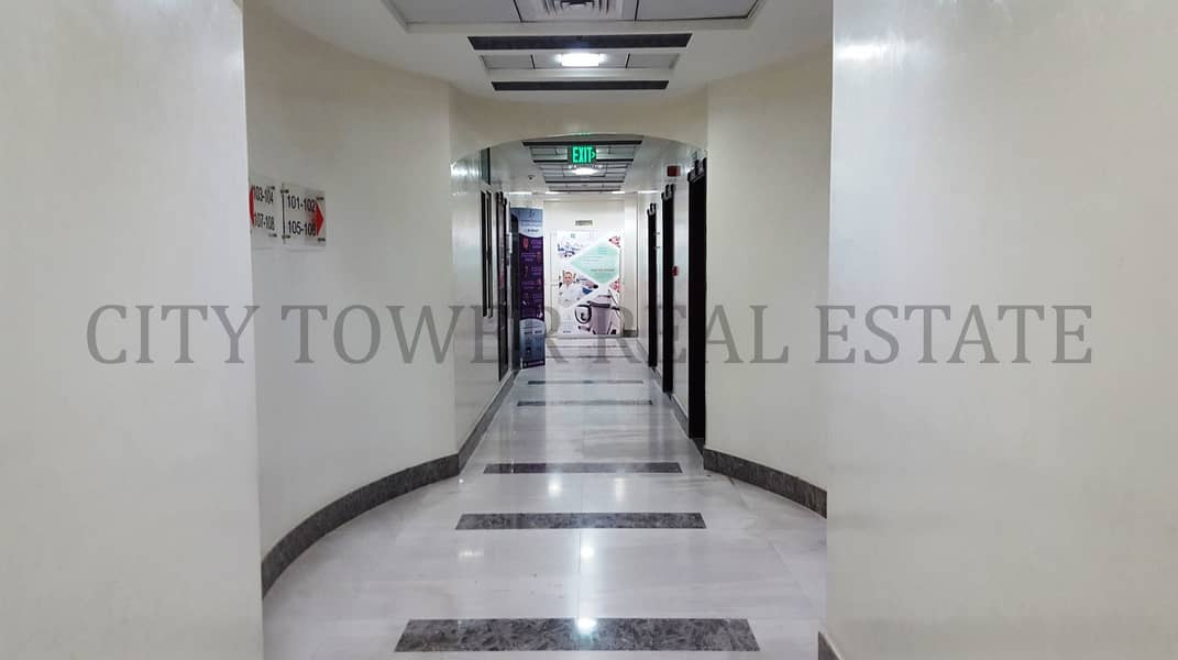 2 Office space at Shaikh Zayed Road.