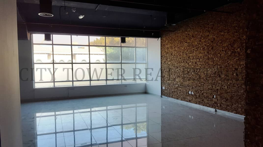8 Office space at Shaikh Zayed Road.
