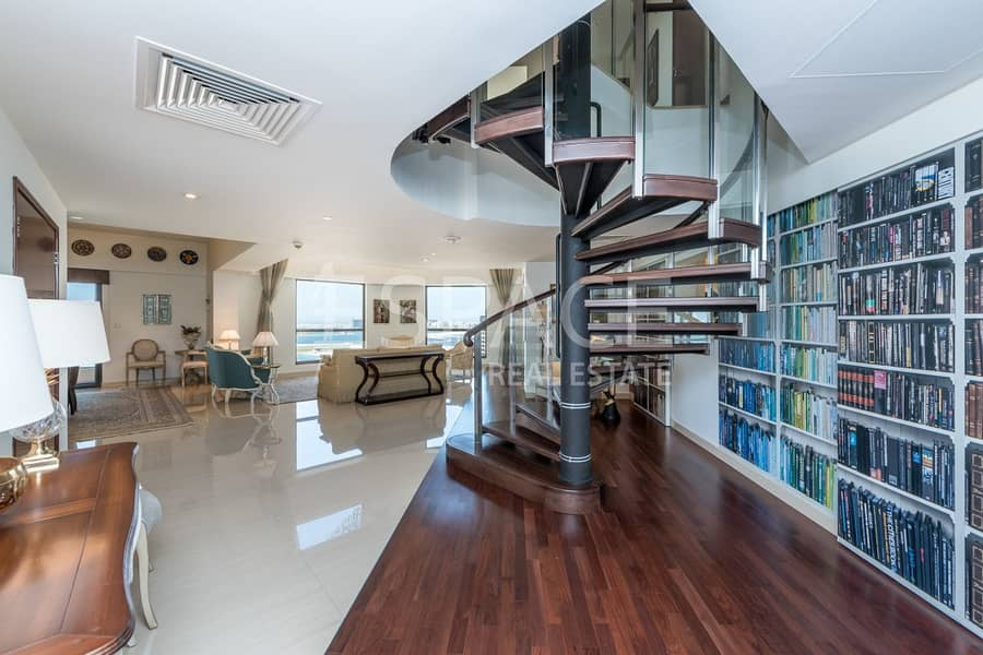 2 Exclusive 4 Bed Duplex with Full Sea View