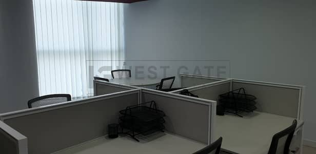Fitted Office in Smart Heights in Al Barsha Heights (tecom)