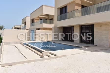 5 Bedroom Villa for Rent in Saadiyat Island, Abu Dhabi - Pure Luxury I Private Pool I Be the 1st Tenant