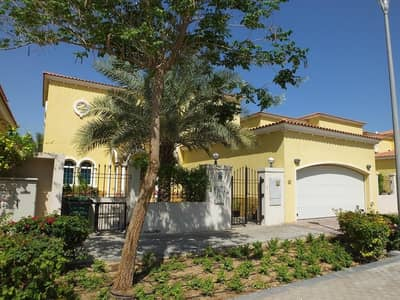 3 Bedroom Villa for Rent in Jumeirah Park, Dubai - A 3BS Legacy in District 8.