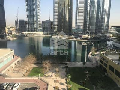 1 Bedroom Apartment for Sale in Jumeirah Lake Towers (JLT), Dubai - Full Lake View | Amating 1 BR Apartment | JLT.