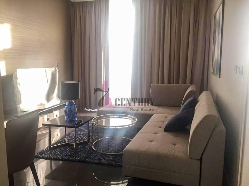 2  1br apartment