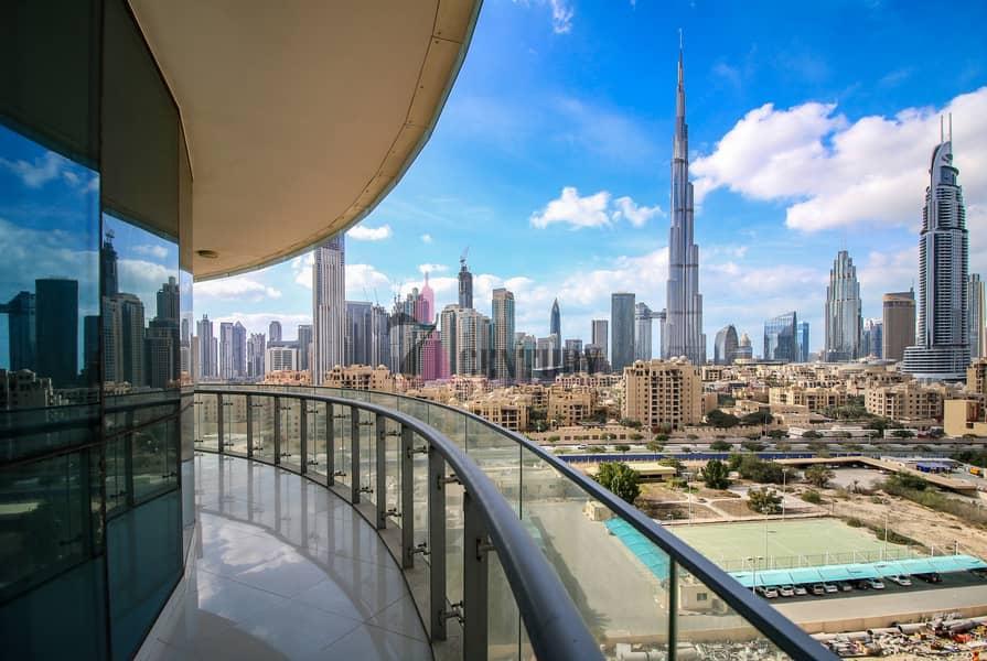 2 2 BR / Downtown Burj Khalifa View