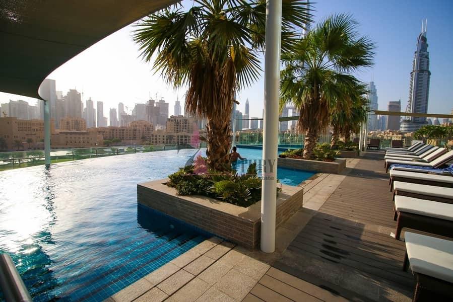 10 2 BR / Downtown Burj Khalifa View