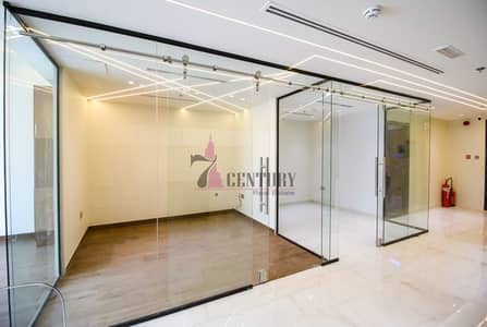 Office for Rent in Business Bay, Dubai - Luxury fitted office / city view / Binary tower