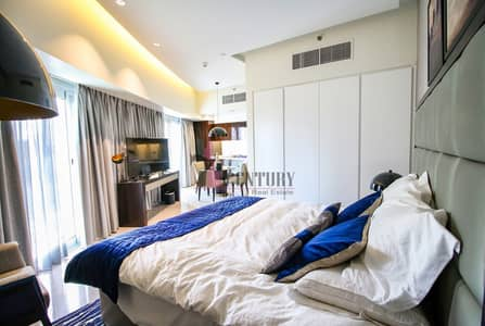 Brand new and fully furnished studio apartment