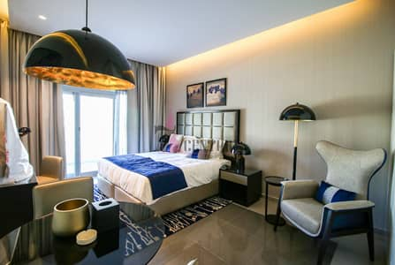 Studio for Rent in Business Bay, Dubai - Brand new, fully furnished studio apt by damac