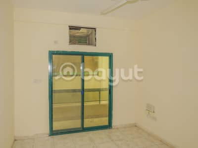 2 Bedroom Apartment for Rent in Al Nabba, Sharjah - Two bedroom and hall for rent