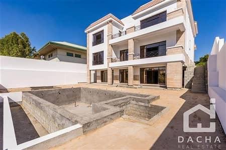 فیلا 7 غرفة نوم للبيع في جزر جميرا، دبي - Over 17