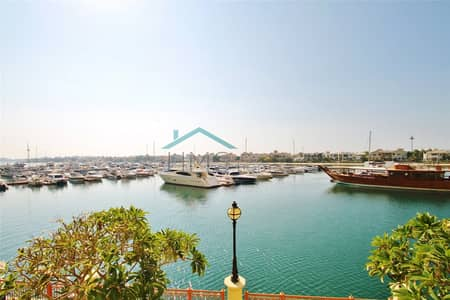 2 Bedroom Townhouse for Rent in Palm Jumeirah, Dubai - New to Market | Townhouse | Sea Views