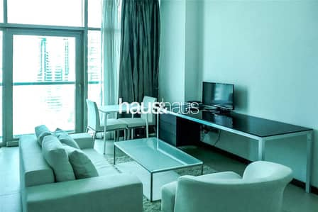 Balcony | Furnished | Studio | High Floor